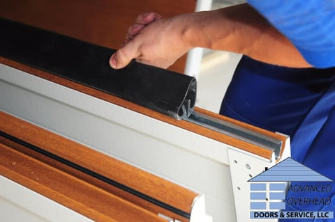 Garage door repairs near Pinecrest, Florida